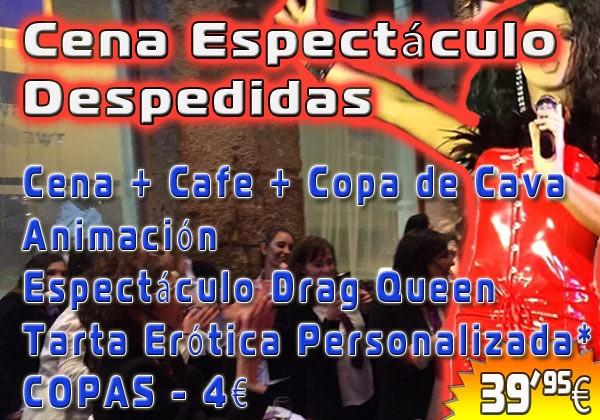 Restaurante con Cena Espectáculo en Burgos – 39,95€. Despedidas de Soltero