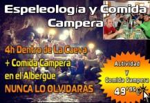 Despedidas de Soltero Burgos: Espeleología en Burgos 49,95€