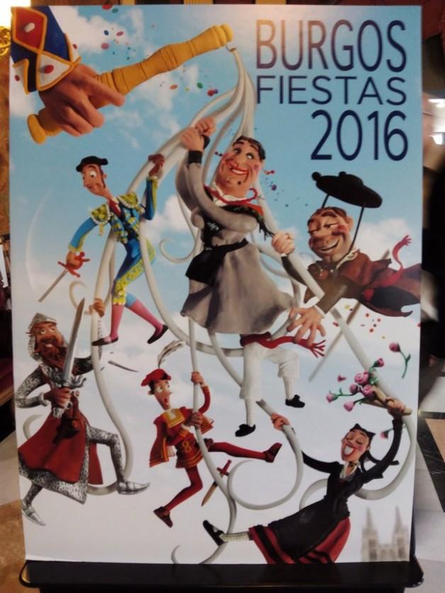 Fiestas Sampedros 2016 Burgos (San Pedros 2016)