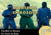 Paintball en Burgos Sin Límite de Bolas – 39.95€