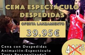 Restaurante con Cena Espectáculo en Burgos – 49,95€. Despedidas de Soltero