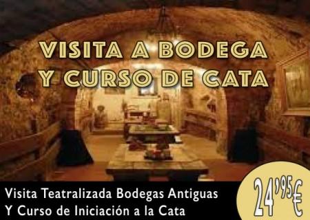 Visita Bodega en Aranda de Duero y Cata de Vino – 25€