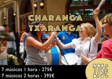 Despedidas de Soltera: Charanga con 7 músicos, 1 hora por 275 €