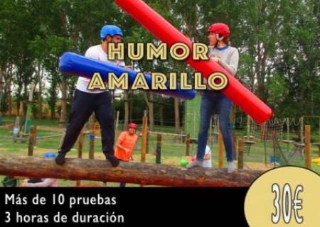 Humor Amarillo en Burgos – 30€
