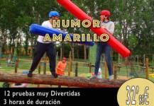 Humor Amarillo en Burgos – 32,95€