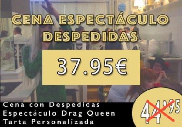 Restaurante con Cena Espectáculo en Burgos – 37,95€. Despedidas de Soltero
