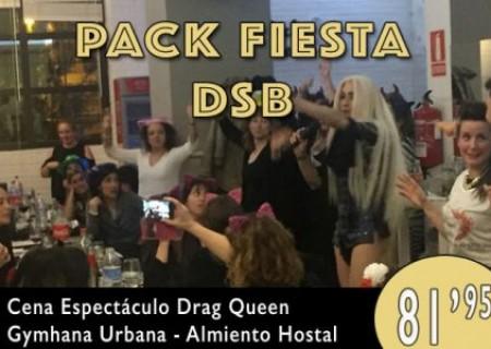 Pack FIESTA DSB – 81,95€