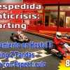 DESPEDIDA ANTI CRISIS EN BURGOS: Karting – 89,95€