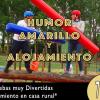 Pack Humor Amarillo con Alojamiento – 74,95